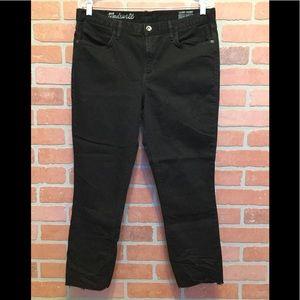 Madewell Women's Jeans Skinny High rise (DD43)